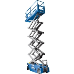 Rental store for 32  Scissor Lift, Electric, Narrow in Middletown CT