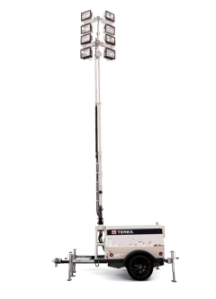 Rental store for 8,000W Mobile Light Tower, Diesel in Middletown CT