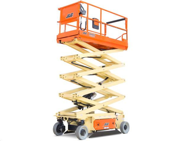 Rent Scissor Lifts - Electric
