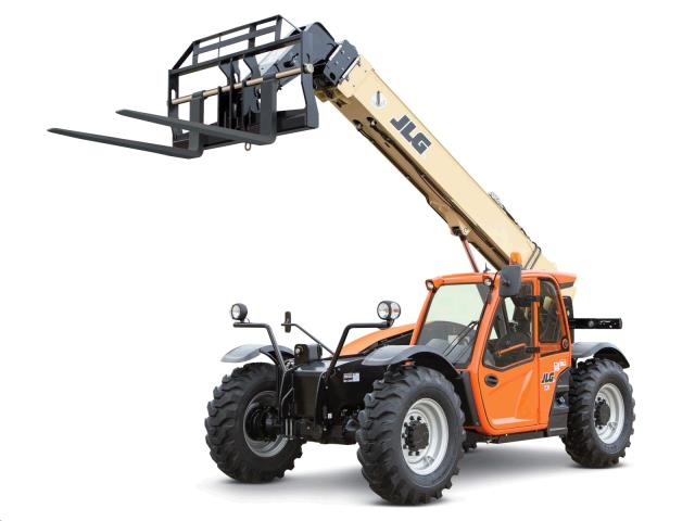 Rent Telehandler