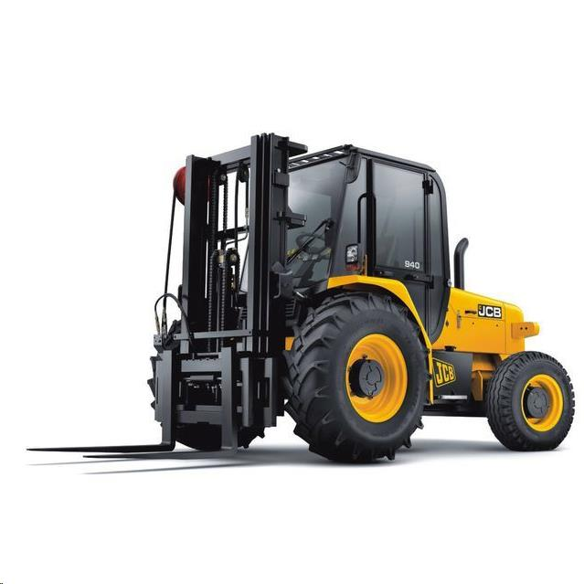 Rent Rough Terrain Forklifts