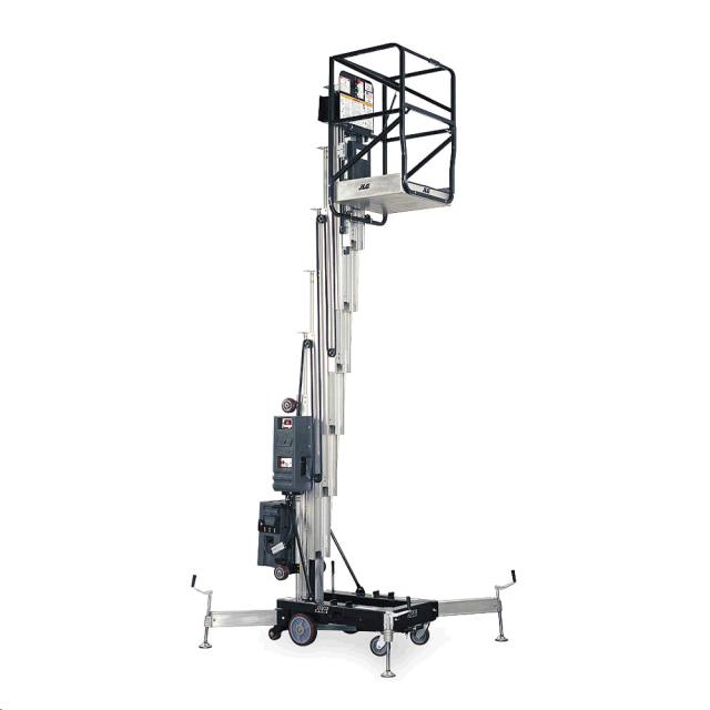 Rent Vertical Mast Lifts - Non-powered